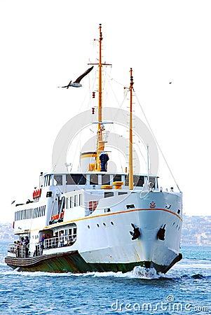 Bosphorus Cruise Editorial Image