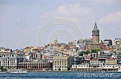 Bosphorus Shoreline, Istanbul