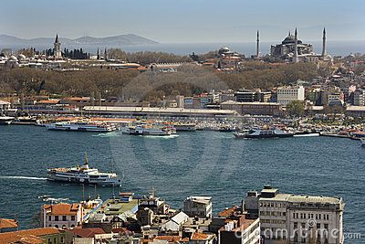 Bosporus - Istanbul - Turkey