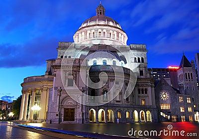 Boston Editorial Photo