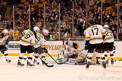 Boston Bruins Editorial Image