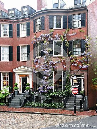 Free Boston - Louisburg Square Stock Photos - 1047053