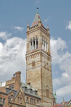 Free Boston  New Old South Church Royalty Free Stock Photos - 287148