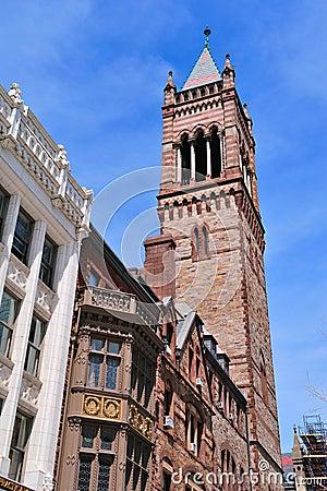 Free Boston Old South Church Stock Photos - 23791393