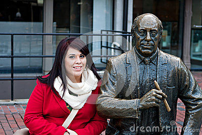 Boston Public Statue