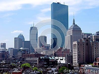 Boston Sky Line 2008