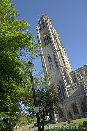 Boston stump, UK