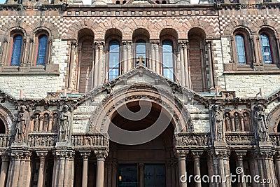 Boston Trinity Church, USA