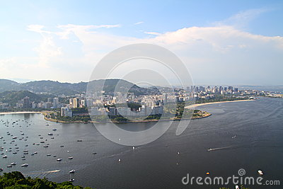 Botafogo and Flamengo beaches - Rio de Janeiro