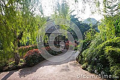 Botanic Garden Gazebo