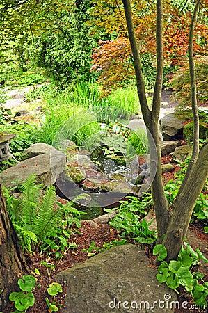 Botanical forest