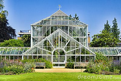 Botanical garden, Greenhouse
