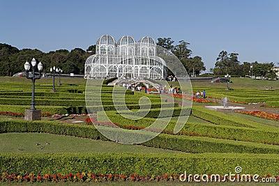 Botanical Gardens Curitiba