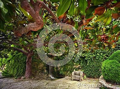 Botanische tuin Balchik