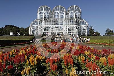 Botanische Tuinen Curitiba