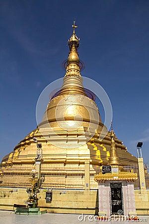 Botatoung Pagoda   , Yangon in Myanmar (Burmar)