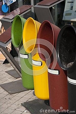 Botes de basura