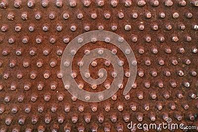 Botões oxidados!