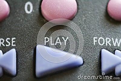 Botão do jogo