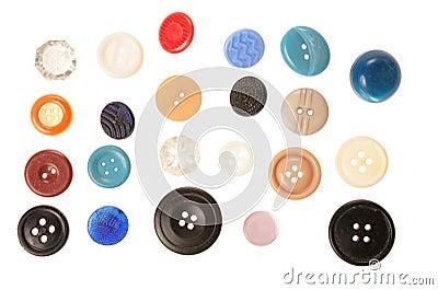 Botones misceláneos
