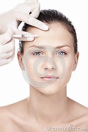 Free Botox Royalty Free Stock Photo - 15456355