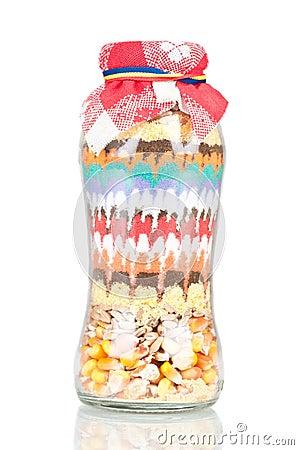 Bottiglia decorativa
