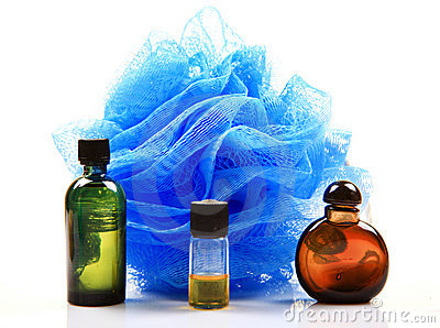 Bottiglie di olio di fragranza