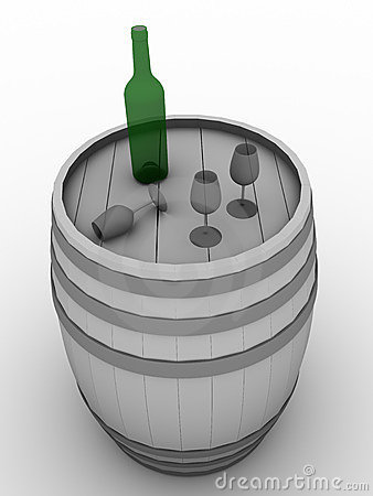 Bottle Barrel