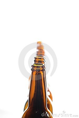 Bottle after beer