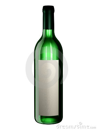 Free Bottle For Packaging Design Stock Photography - 224772