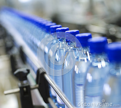 Free Bottle Industry Stock Photography - 26216362