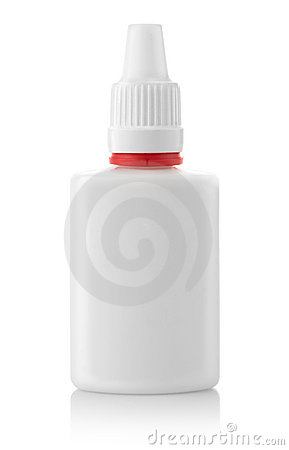 Bottle for medication plastic