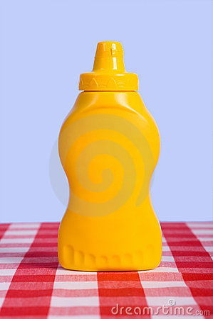Bottle of Mustard