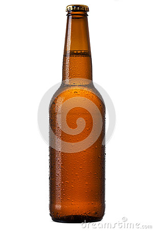 Free Bottle Of Beer Stock Photography - 52089262