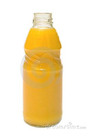 Free Bottle Of Juice Royalty Free Stock Photo - 13303565