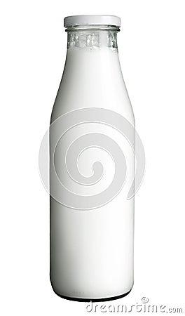 Free Bottle Of Milk Stock Photos - 16971173