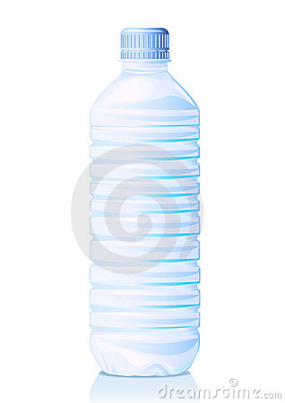 Free Bottle Of Water Royalty Free Stock Photos - 13164968