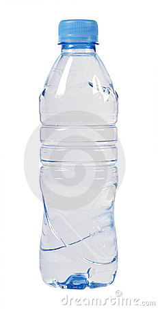 Free Bottle Of Water Royalty Free Stock Photos - 9006588