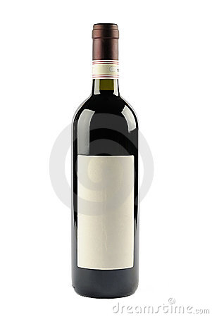 Free Bottle Of Wine Royalty Free Stock Images - 13276349