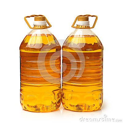 Free Bottle Oil Plastic Stock Image - 32855341