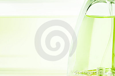 Bottle of perfume  background