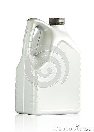 Bottle plastic gallon 6 liter