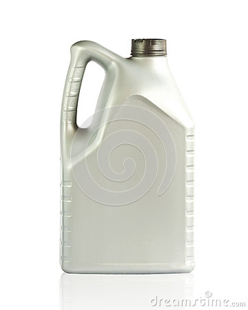 Bottle plastic gallon 6 liter