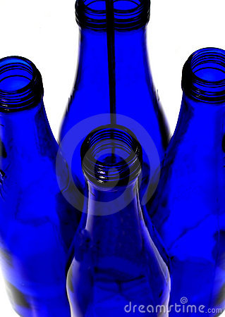 Free Bottle Reflections Royalty Free Stock Photos - 1174278