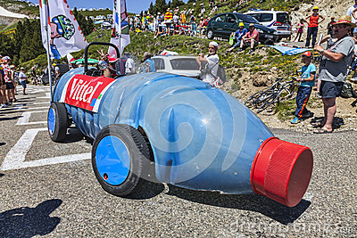 The Bottle Vehicle Editorial Stock Image