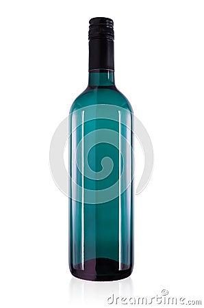 Bottle of wine.