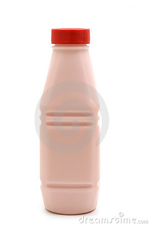 Bottle yoghurt