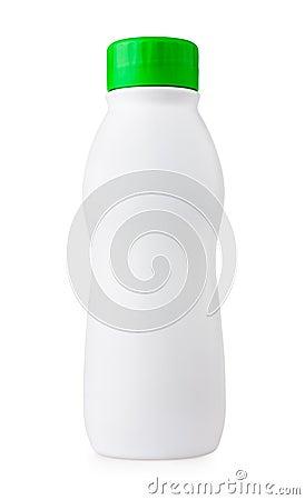 Bottle of yogurt