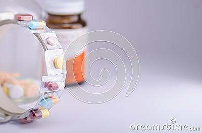 Bottled Medicines