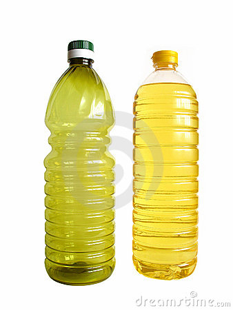 Free Bottled Oil Royalty Free Stock Photos - 8752738